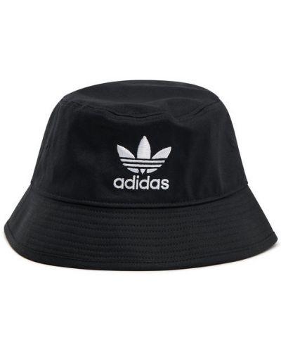 Czarny kapelusz Adidas