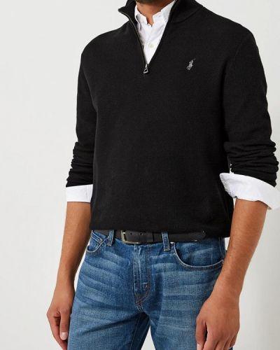 Черная водолазка Polo Ralph Lauren
