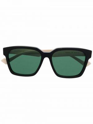 Różowe okulary z printem Gucci Eyewear