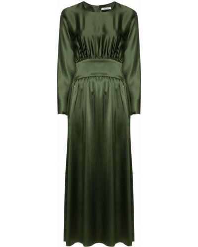 Приталенное платье миди свободного кроя Deitas