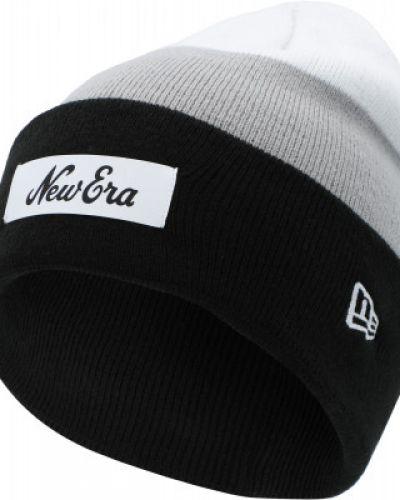 Черная шапка для тренировок New Era