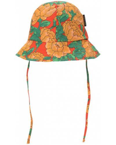 Z paskiem bawełna bawełna kapelusz Mini Rodini