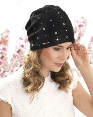 Флисовая шапка - золотая Willi