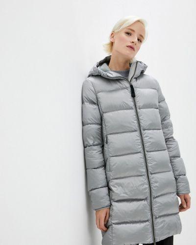 Серая зимняя куртка Parajumpers
