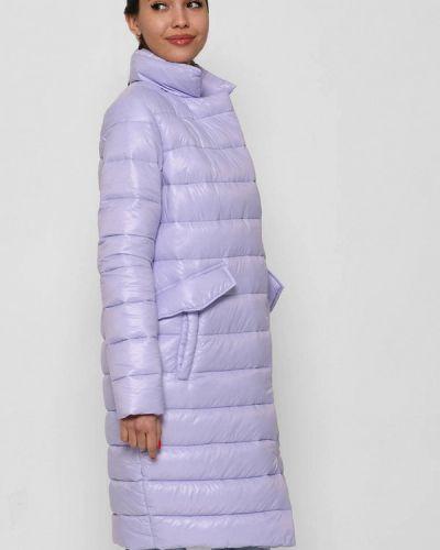 Фиолетовая весенняя куртка Carica&x-woyz
