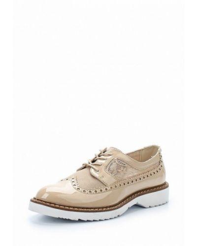 Кожаные ботинки на каблуке замшевые Keddo