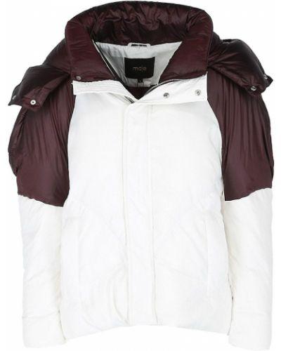 Стеганая куртка - белая Maje