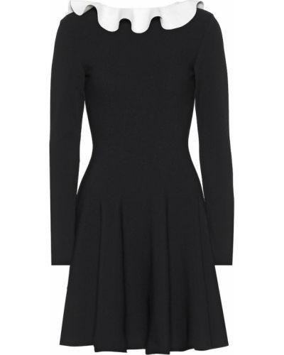 Платье макси вязаное из вискозы Valentino