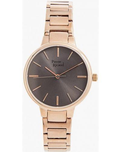 Часы - золотые Pierre Ricaud