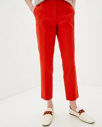 Повседневные красные брюки Gerard Darel