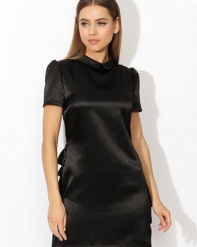 Черное платье весеннее Tutto Bene