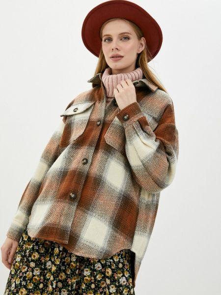 Коричневая облегченная куртка Sela