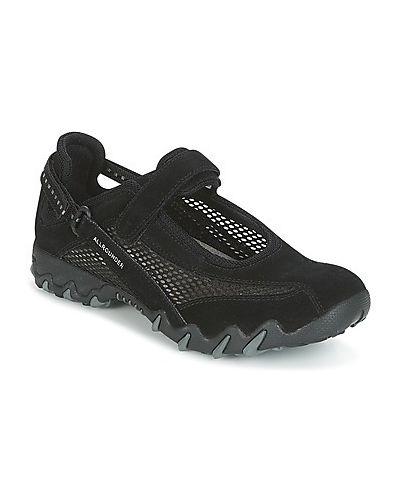 Sandały sportowe - czarne Allrounder By Mephisto
