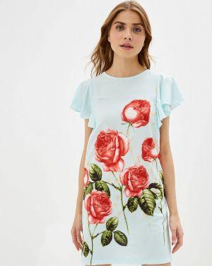 Платье прямое Sfn