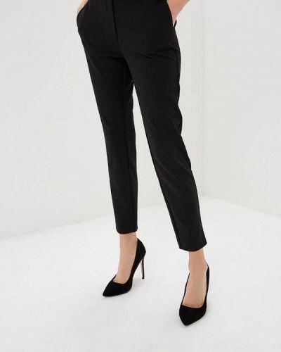 Черные брюки повседневные Imperial