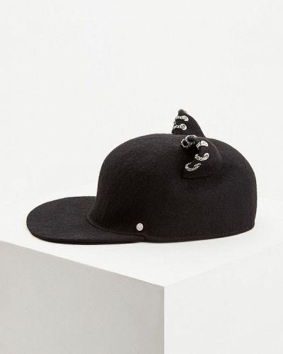 Кепка черная Karl Lagerfeld