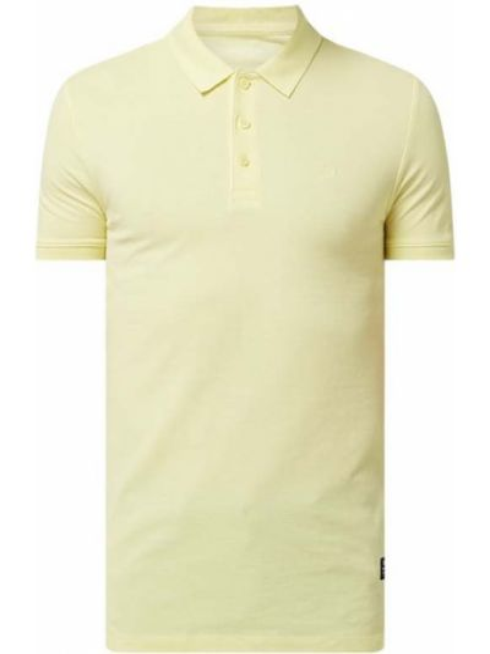 Niebieski t-shirt bawełniany Tom Tailor Denim