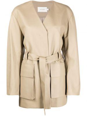 Куртка с запахом с карманами Low Classic
