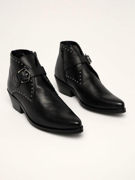 Кожаные ботинки Answear