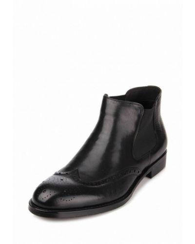 Кожаные ботинки осенние челси Ditto