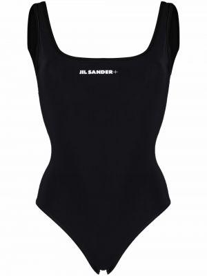 Пляжный купальник - черный Jil Sander