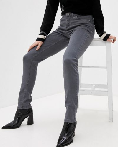 Серые брюки узкого кроя Gerard Darel