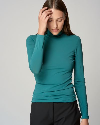 Блузка маленький из вискозы Vassa&co