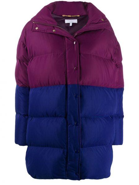 Длинное пальто - синее Escada Sport