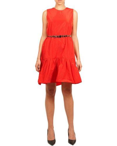 Czerwona sukienka Hanita