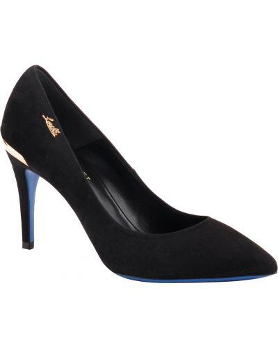 Черные туфли Loriblu