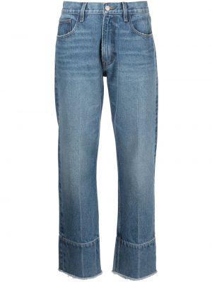Прямые джинсы классические - синие Rosetta Getty