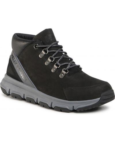 Buty sportowe skorzane - czarne Helly Hansen