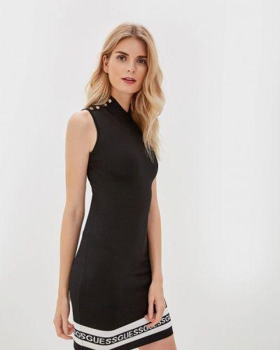 Джинсовое платье платье-майка осеннее Guess Jeans