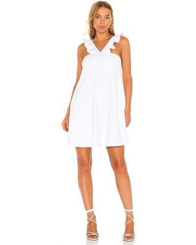 Платье из спандекса - белое Susana Monaco