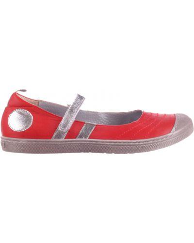 Туфли красные Tonino Lamborghini