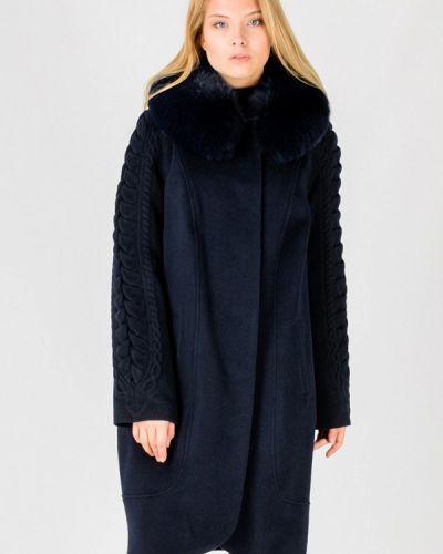 Синее пальто Raslov