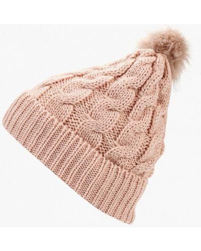 Розовая шапка осенняя Dorothy Perkins