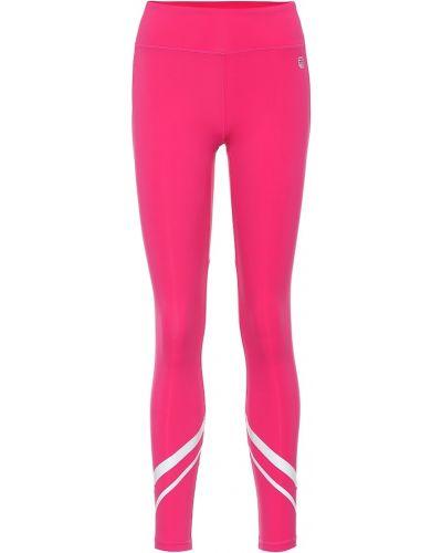 Спортивные леггинсы - розовые Tory Sport