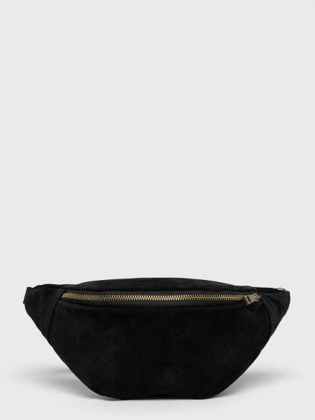 Кожаная поясная сумка с поясом Answear