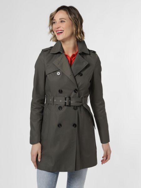 Klasyczny płaszcz od płaszcza przeciwdeszczowego płaszcz Marie Lund