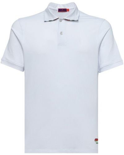 Biała koszulka Gallo