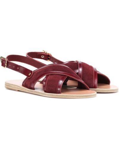 Sandały grecki z prawdziwej skóry Ancient Greek Sandals
