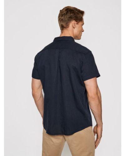 Koszula granatowa Wrangler