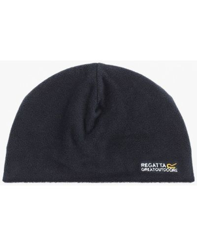 Синяя шапка Regatta