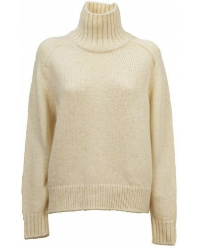 Biały sweter Closed