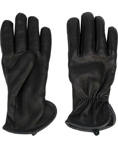 Czarne rękawiczki Filson