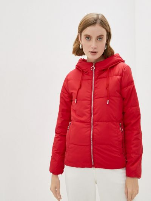 Красная куртка утепленная Fadjo