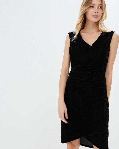 Черное вечернее платье Brave Soul