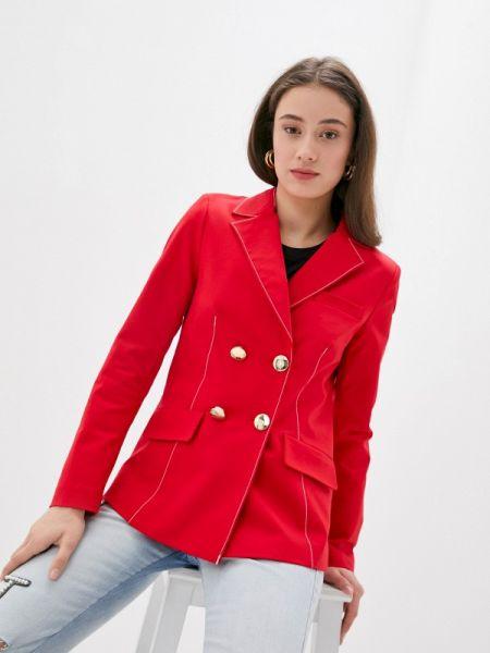 Красный костюм Silvian Heach