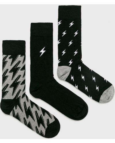 Носки черные набор John Frank